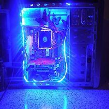 Striscia a led per PC sistemi Arduino 5V SMD 5050 IP 65 Fondo Nero Tagliabile PV