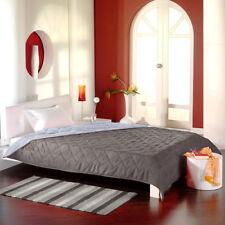 Tagesdecke Bettüberwurf Steppdecke zweiseitige Multifunktionsdecke XXL - 220x240
