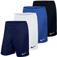 Nike Kinder Jungen Fußball Sport Freizeit Trainings Shorts Park Knit 725988 Neu