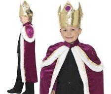 Navidad Kiddy rey infantil Disfraz de Navidad obra de Navidad Disfraz