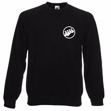 Bass Guitar Head stock Sweatshirt - Lightweight Music Jumper