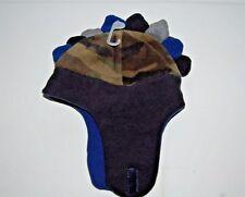 Nwt Baby Gap Boys Fleece Dinosaur Trapper Hat Dino Camo Camouflage Xs M New