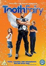 Tooth Fairy DVD Ellie Harvie Dwayne Johnson Original UK Release Brand New Sealed