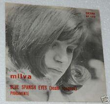 """MILVA:7""""-BLUE SPANISH EYES(OCCHI SPAGNOLI)ITALY EX+ '65"""