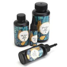 UV Ultraviolet Resin Curing Solar Cure Sunlight Glue Hard Type DIY Tools Hot