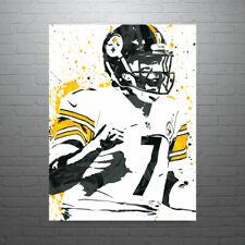 Ben Roethlisberger Pittsburgh Steelers FREE US SHIPPING