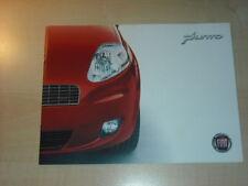 24226) Fiat Punto Polen Prospekt 2008