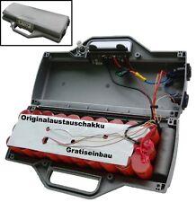 36V 10AH Lithium Aufrüstung vom altem NiCd / NiMH Akku Heinzmann Pedelecs Ebike