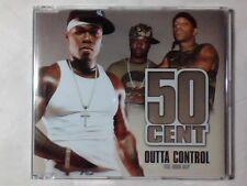 50 CENT feat. MOBB DEEP Outta control cd singolo 4 TRACKS PROMO RARISSIMO