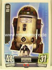 Force Attax Serie 2 R6-H5 #021