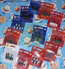 B&Q SPARE CHRISTMAS TREE LIGHT LAMP BULBS BQL16 BQM29 BQM30 05019427 etc
