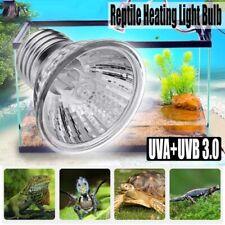Temperature Controller Bulb Light Full Spectrum UVB UVA Heat Emitter Lamp