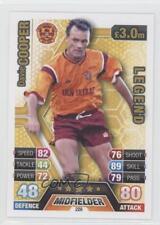 2013 2013-14 Topps Match Attax Scottish Premiership 228 Davie Cooper Soccer Card