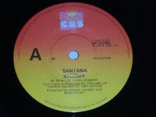 "SANTANA Stormy / Move On RARE 1978 AUS CBS 7"" EX++"