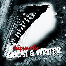 GHOST & WRITER Shipwrecks CD 2011 SEABOUND
