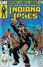 Further Adventures of Indiana Jones # 1 (USA, 1983)