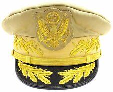 US ARMY WARRIOR GENERAL DOUGLAS MACARTHUR AUTHENTIC UNIFORM NEW KHAKI HAT