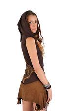 Pixie Top Bohemian Hoodie Festival Top Women Hooded Shirt Tribal Top For Women