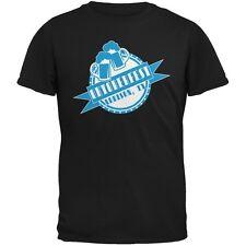Oktoberfest Addison TX Black Adult T-Shirt