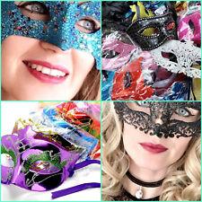 Wholesale Masquerade Masks Party Costume Theatre Fancy Dress Ball Glitter Masks