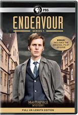 Endeavour: Series 1 (DVD, 2013, 3-Disc Set, Original UK Edition)