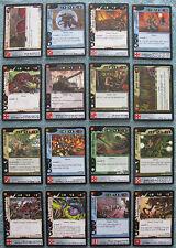 Warhammer 40K CCG Invasion: Verdicon Uncommon Cards Part 1/2 (WH40k)
