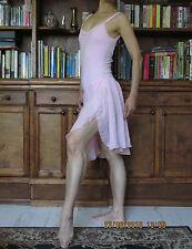 Vestido de baile profesional Dama Niña Mujer de Gasa de faldón Ballet Leotardo-Nuevo