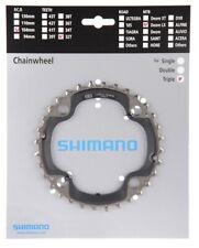 Shimano Fahrrad-Kettenblatt SLX FC-M670 10-fach/3-fach, 24/32/42/48 (KSR) Zähne