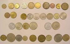 serb. jugoslawische Münze 5 10 20 25 50 Para 1 2 5 10 20 50 100 Dinar 1884-1991