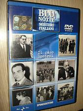 DVD N°12 BLU NOTTE MISTERI ITALIANI CARLO LUCARELLI IL CASO MONTESI