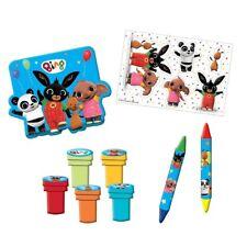 BING lapin fête PAPETERIE faveurs Cadeaux de fête à emporter crayons Stickers