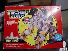 Vintage Technozoids Zoids Iron Kong Mint in Box