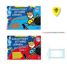 Garantiert Gitarre lernen für Kinder mit CD und ein kleines Geschenk