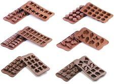 Pralinenform Schokoladenform Hohlkörperform aus Silikon