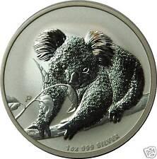 1 DOLLAR Silber Koala 1 Unze Oz Silber 2010