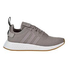 Adidas NMD_R2 Men's Shoes Beige-Pink / Vapor Grey / Tech Earth CQ2399