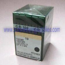 100 GROZ-BECKERT GEBEDUR 134 MR / 135X5 MR Titanium Quilting Machine Needles