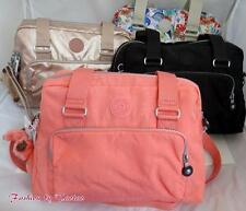New w Tag KIPLING Dania Satchel Handbag With Furry Monkey