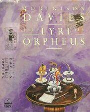 Robertson Davies - The Lyre of Orpheus - 1st/1st