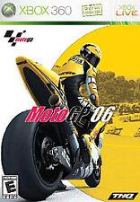 MotoGP '06 MOTO GP  (Microsoft Xbox 360, 2006) VERY GOOD