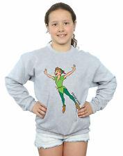 Disney niñas Peter Pan Classic Flying Peter Camisa De Entrenamiento