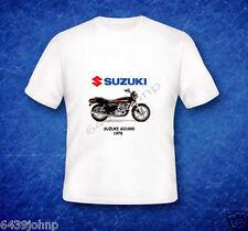 SUZUKI CLASSIC BLACK GS1000 1978 ENTHUSIAST T SHIRT