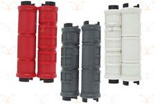 Pair of eXotic Replacement Kraton Grip Cartridges, Cubik Design Diamond &Squares