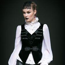 Punk Rave Black Swan Vest Black Gothic Lolita Dolly Kei Wedding Party Y-539