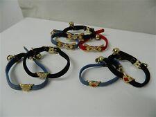Collare glam per gatti Vari colori cuore strass brillantini Nero Rosso Blu M496B