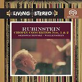 Chopin: Piano Concertos Nos. 1 & 2 Super Audio CD (CD, Jul-2005, RCA Red Seal)