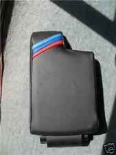Si adatta BMW E36 BRACCIOLO COVER VERA PELLE M3 Strisce Nuovo