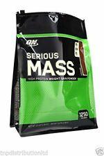 Optimum Nutrition Serious Mass 5.4kg / 5400g Weight Gainer Mass Gain Powder
