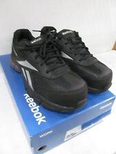 Reebok RB4895 Men's Ketia Cross Trainer Black/Silver Composite Safety Toe