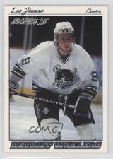 1995 Slapshot OHL #58 Lee Jinman North Bay Centennials (OHL) Rookie Hockey Card